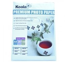 130gm A4 Ds Semi Gloss 20 Sheets Koala