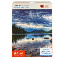 135gm A4 High Gloss Photo Paper 100 Sheets