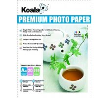 260gm A4 High Gloss Matte Photo Paper 20 Sheet Pack