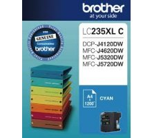 Brother Lc235xl Cyan 1