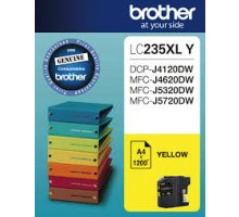 Brother Lc235xl Yellow