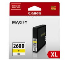 Maxify 2600xl Yellow